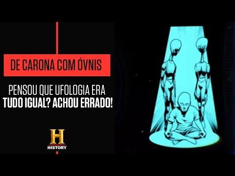 Não existe uma única ufologia. Entenda as diferenças!  |  DE CARONA COM ÓVNIS | HISTORY