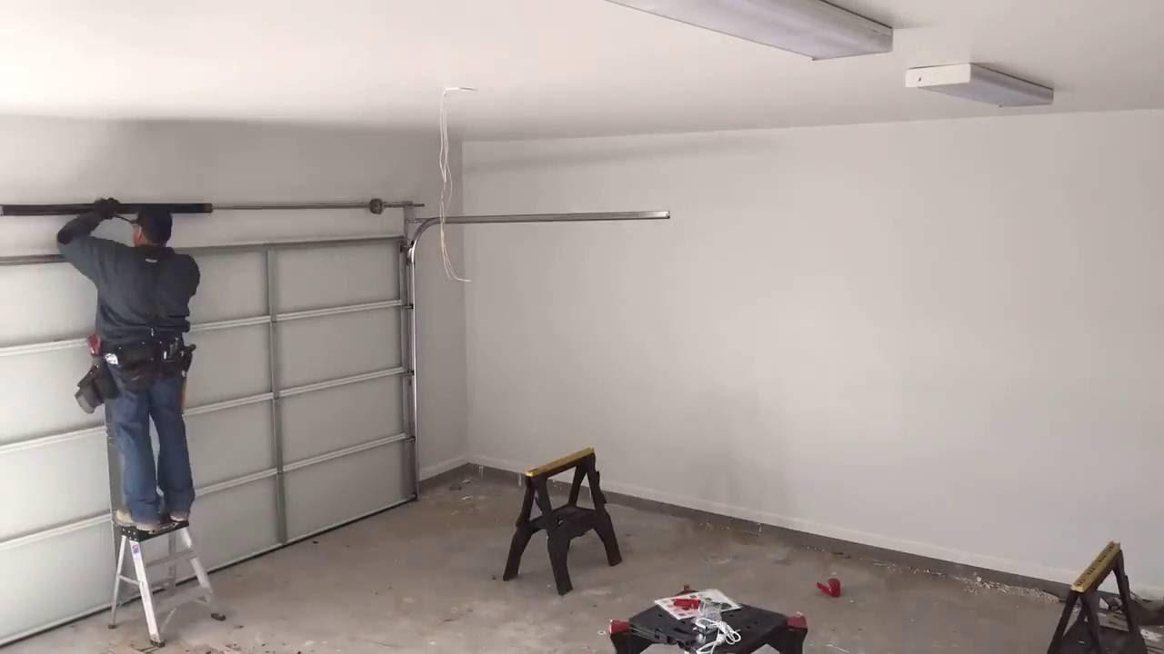 Exceptionnel New Garage Door Install   El Paso Door Co