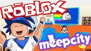 LA *SUPER TV* DE *MI MANSION* | MEEP STADT | ROBLOX
