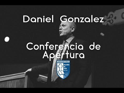 Conferencia Apertura IBPV 2017 - Daniel Gonzalez
