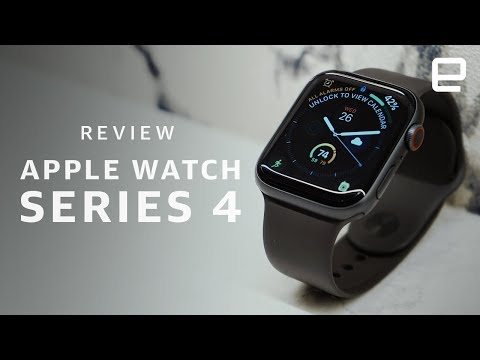 3c1bd3dbc04d Apple Watch Series 4 Review: Small tweaks make a big impact - YouTube