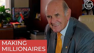 The man in the business of making millionaires: Meet Dubai Duty Free CEO Colm McLoughlin