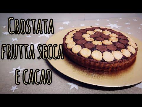 CROSTATA FRUTTA SECCA E CACAO CON MONSIEUR CUISINE CONNECT E PLUS
