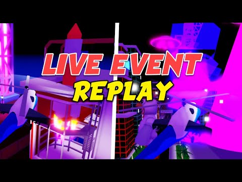 Roblox Mad City Live Event