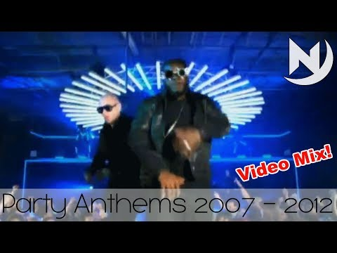 Best of Throwback Party Music Hits 2007 - 2012 | Pop RnB Hip Hop Club Remix Hype Mix