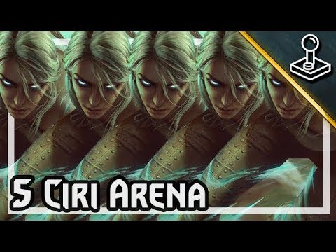 5 Ciri Arena - How I Became Chaotic Evil! | GWENT HOMECOMING