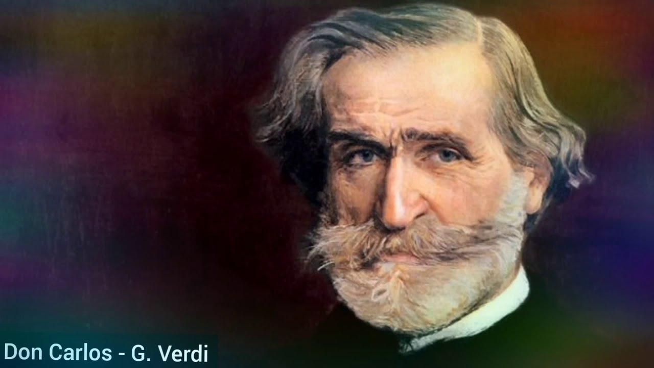 G. Verdi - Per me giunto è il dì supremo... O Carlo ascolta - Rodrigo's aria - Piano accompaniment