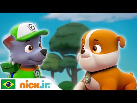 Paw Patrol | Os filhotes precisam de sua ajuda! - Parte 4 ? | Nick Jr.