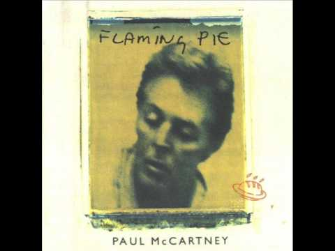 Paul McCartney - Flaming Pie: Somedays