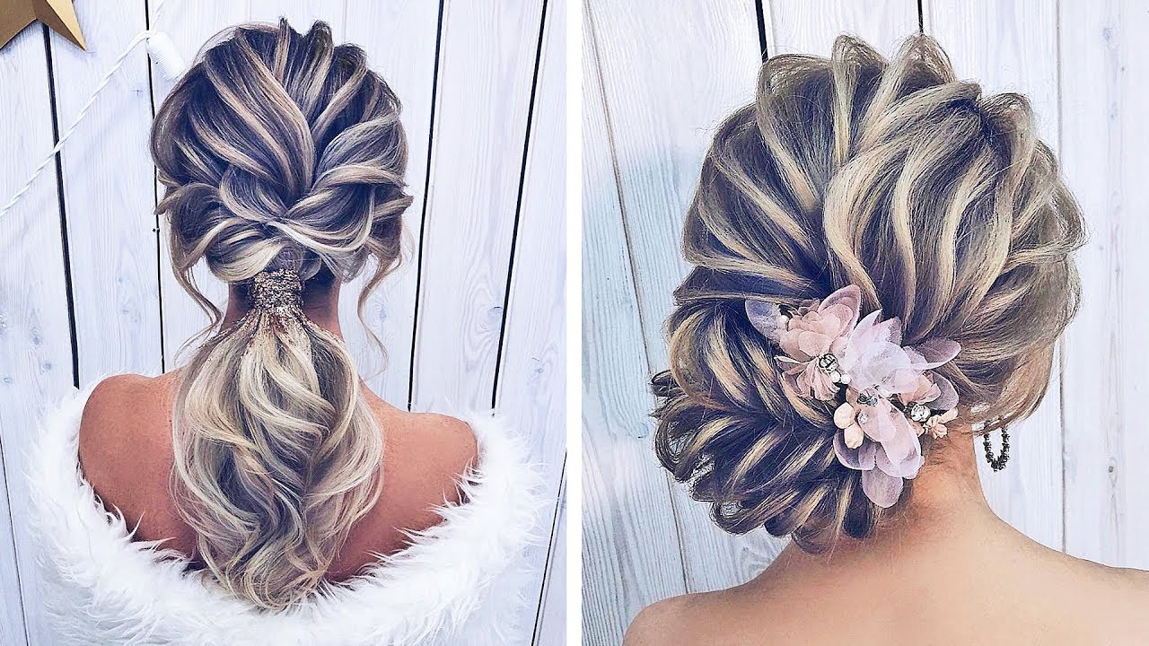 formal evening hairstyles
