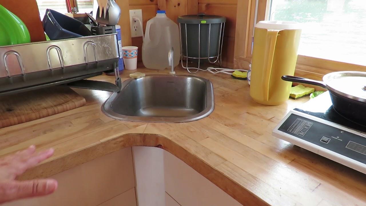 Ikea Hacks in a Tiny House Kitchen #cb29videos #ikeahacks