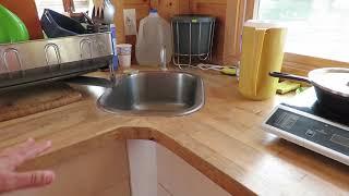 Ikea Hacks In A Tiny House Kitchen #cb99videos #ikeahacks