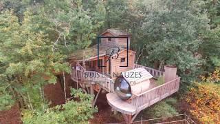 Cabane du Bois des Nauzes SPA - Jacuzzi - Sauna