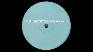 Jeff Mills - Untitled ( Time Machine - A2 )