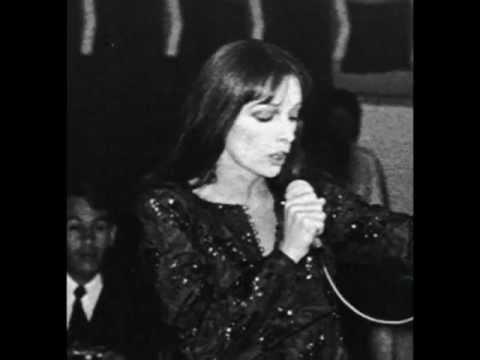 "Marie Laforêt; El Pastor ""live"""