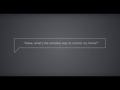 Control4 and Amazon Alexa Voice Control For Your Entire Smart Home