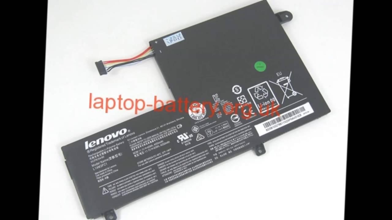 Free shipping LENOVO L14M3P21 battery, LENOVO Flex 3 1470, Yoga 500 15  battery