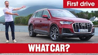 2020 Audi Q7 facelift review - has Audi ruined its biggest SUV? | What Car?