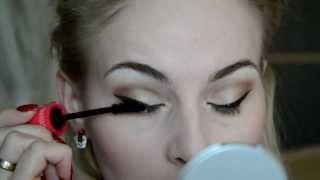 Красивый дневной макияж для голубых глаз (Makeup For Blue Eyes)(Очень простой и красивый дневной макияж для голубых глаз - пошаговая видео инструкция, благодаря которой..., 2013-10-29T14:12:50.000Z)