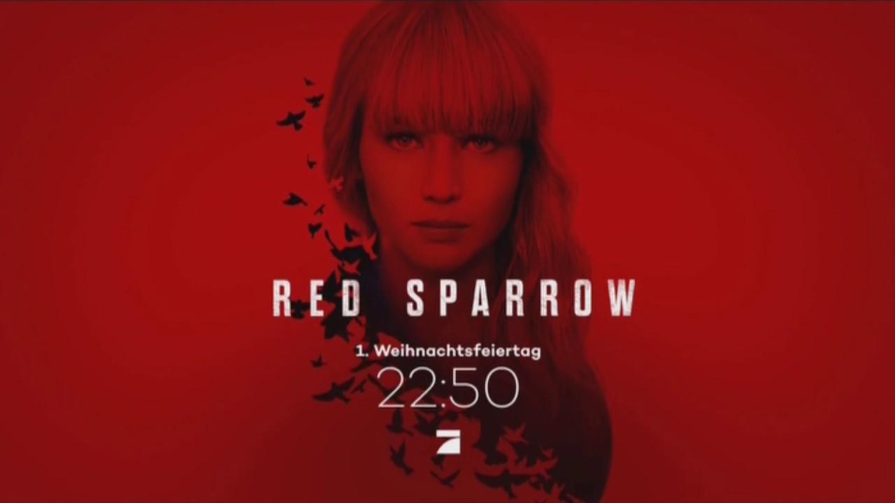 Red Sparrow Trailer Deutsch