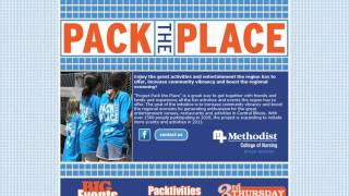 Pack the Place 2011(