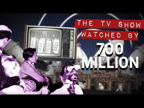 Information Age: The satellite broadcast that changed our world