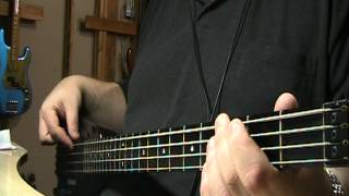 Foreigner Feels Like The First Time Bass Cover Steinberger XP2 Bass