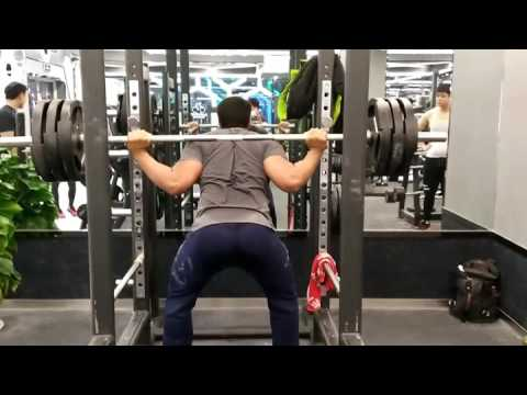 Full Pause Squat 140kg(Way To 200kg Squat LB)