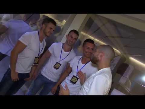 Los candidatos a Mr Gay Pride España 2014 en Iván Malagón* Clinic