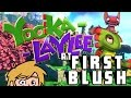 'Yooka-Laylee' at First Blush: charming, yet awkward