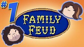 Family Feud: Bullseye! - PART 1 - Game Grumps VS