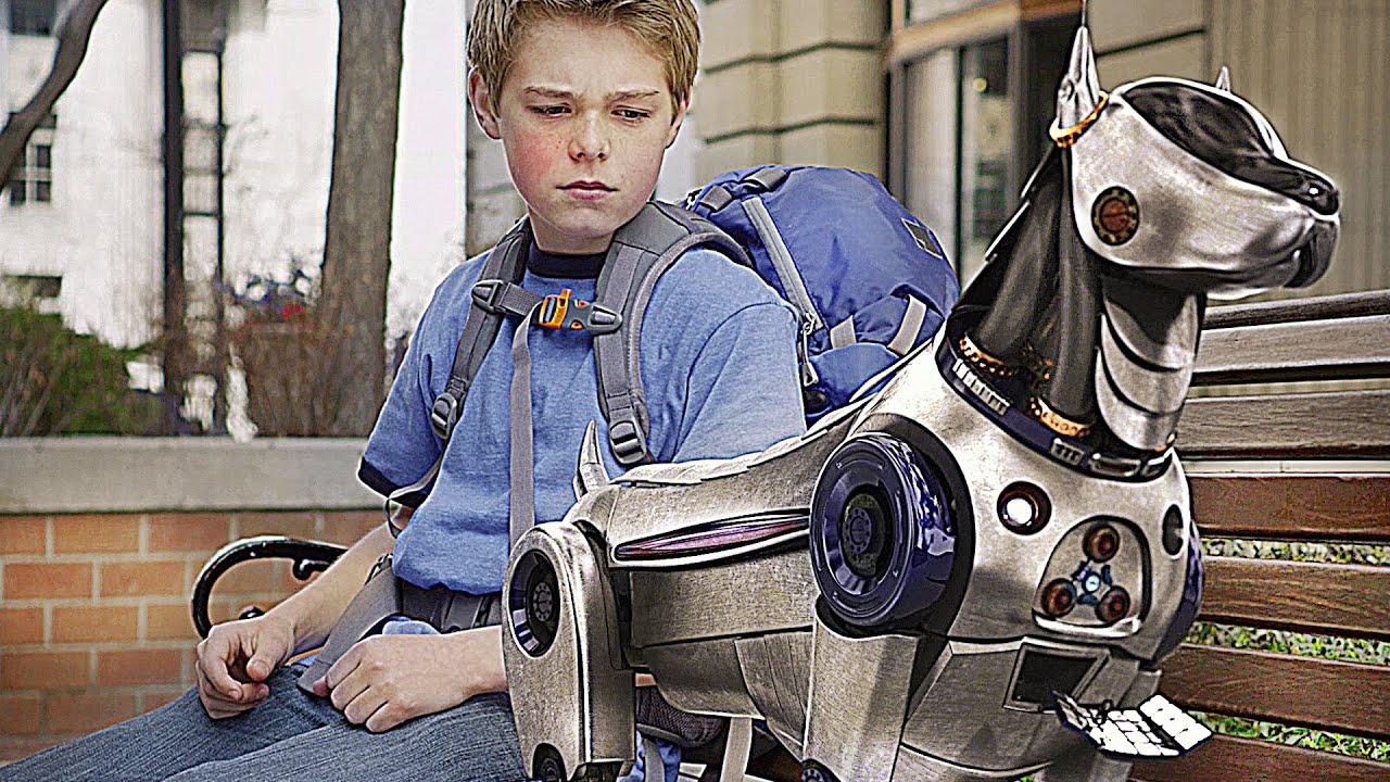 James et le Chien Robot - Film COMPLET en Français (Famille)