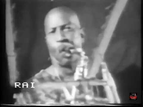 Eddie Cleanhead Vinson - C Jam Blues -  Italy 1974 (Live Video)