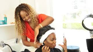 Get Your Scalp Under Control! I tried the NEW Royal Oils Collection on Beauty Vlogger, ULove Megz