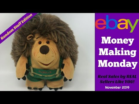 EBay Money Making Monday Random Stuff Edition Nov 2019