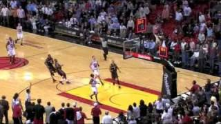 Dwyane wade's game-winner against chicago (3/9/09)