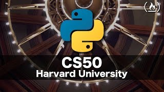 Python - Intro to Computer Science - Harvard's CS50 (2018)