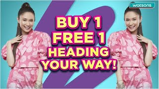 #TWINIT Buy 1 Free 1 Heading Your Way
