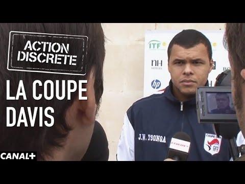 La Coupe Davis - Action Discrète