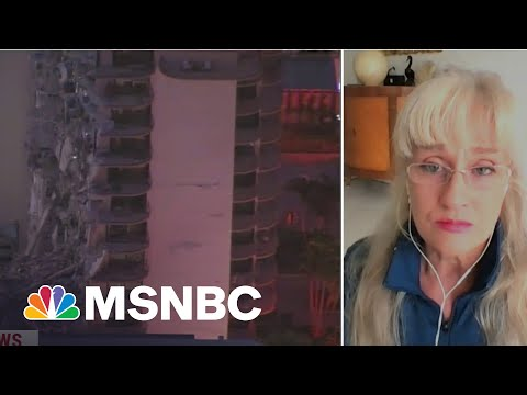 FL Resident Reacts To Building Collapse: I Still Can't Believe What I Saw
