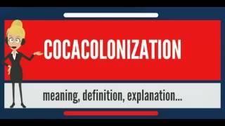 What is COCACOLONIZATION? What does COCACOLONIZATION mean? COCACOLONIZATION meaning