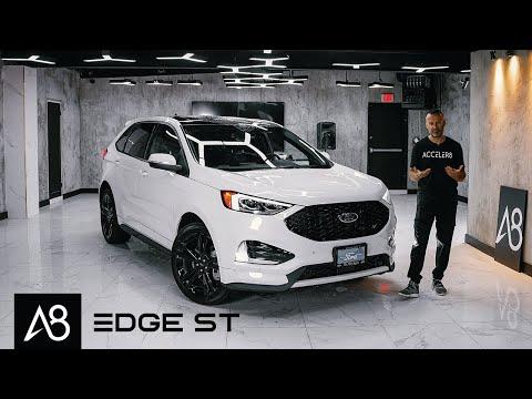 2021 Ford Edge ST   Tweaked & Fixed!