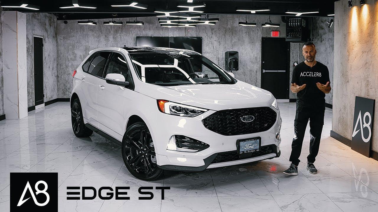 2021 Ford Edge ST | Tweaked & Fixed!