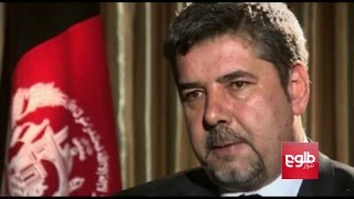 Ghani Rejects Rumors Spy Agency Chief Sacked at Pakistan's Request