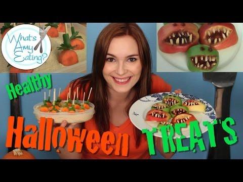 Healthy HalloweenTreats: Halloween Tricks and Treats