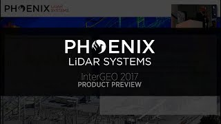 Phoenix LiDAR Product Preview at InterGEO 2017