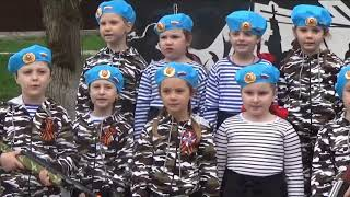 Клип на песню Курская дуга