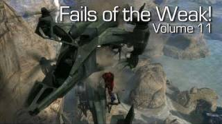 Halo: Reach - Fails of the Weak Volume 11 (Funny Screw-Ups and Bloopers)