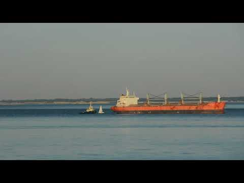 Bulk Carrier HTC Alfa Part 2