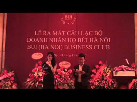 BUI HANOI BUSINESS CLUB 24 4 2016